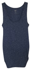 Old Navy NWTWomen's Maternity Cotton Blend Blue Size Large New Tank Top