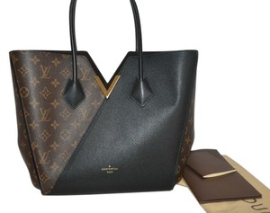 Louis Vuitton Monogram Limited Edition Must Have Tote in Black