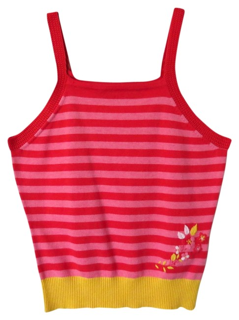 Preload https://item2.tradesy.com/images/oilily-knit-tank-topcami-size-2-xs-1148381-0-0.jpg?width=400&height=650