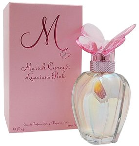 Mariah Carey M LUSCIOUS PINK by MARIAH CAREY Eau de Parfum Spray ~ 1.7 oz / 50 ml