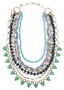 Stella & Dot Stella & Dot Sutton Necklace In Green Stone