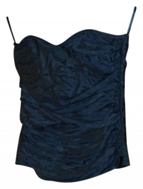 Preload https://img-static.tradesy.com/item/114853/topshop-deep-tourquise-zippered-back-black-lining-all-in-perfect-unworn-condition-night-out-top-size-0-0-650-650.jpg