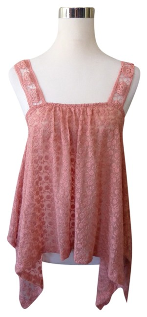 Preload https://img-static.tradesy.com/item/1148573/staring-at-stars-by-urban-outfitters-pink-rose-tunic-blouse-size-0-xs-0-0-650-650.jpg