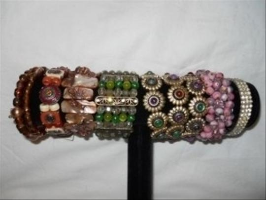 Other Stretch braclet lot