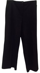 Chanel Trouser Pants Navy blue