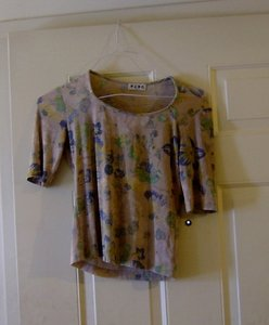 BCBG Paris T Shirt multi-color