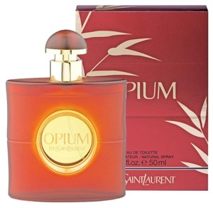 Saint Laurent OPIUM by YVES SAINT LAURENT Eau de Toilette Spray ~ 1.6 oz / 50 ml
