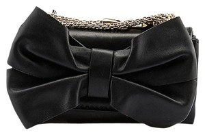 Valentino Leather Special Occasion Shoulder Bag