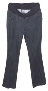 Duo Maternity Duo Maternity Size Medium Stretch Dark Wash Maternity Jeans