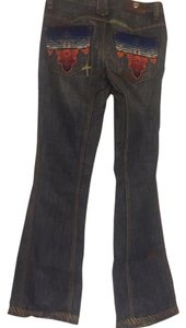 Antik Denim Flare Leg Jeans