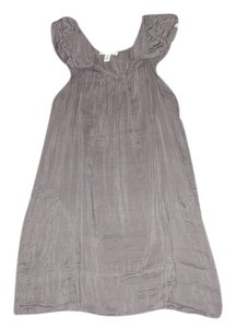 Trinity Ruffle Sleeveless Tunic