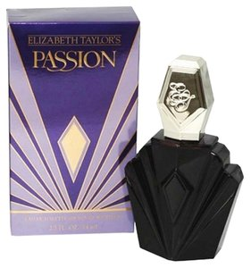 Elizabeth Taylor PASSION by ELIZABETH TAYLOR Eau de Toilette Spray ~ 2.5 oz / 74 ml