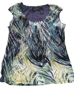 Axcess Top multiple colors, different blues, black, yellow, green, white