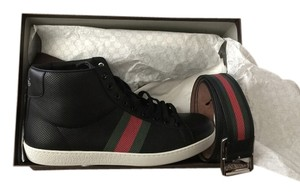 Gucci Leather Athletic