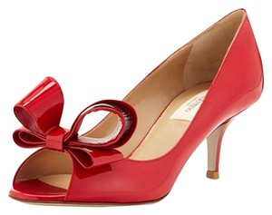 Valentino red Pumps