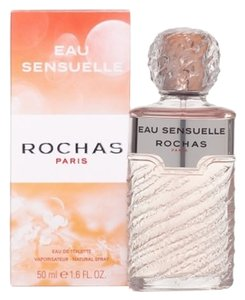 Rochas EAU SENSUELLE by ROCHAS Eau de Toilette Spray for Women ~ 1.7 oz / 50 ml