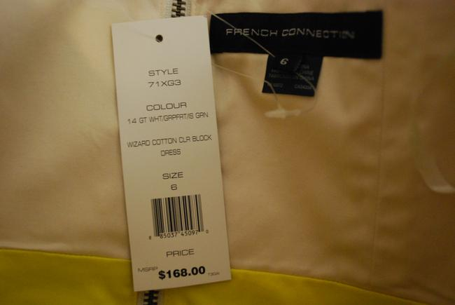 French Connection short dress Fcuk Pleated Pockets Sleeveless on Tradesy