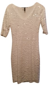 BCBG Max Azria Sequin Stretchy Dress