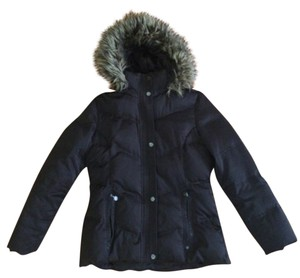 Calvin Klein Ck Jacket Puffy Winter Winter Jacket Macys Almost New Faux Fur Winter Cozy Warm Warm Winter Accessories Up Coat