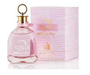Lanvin RUMEUR 2 ROSE by LANVIN Eau de Parfum Spray ~ 3.4 oz / 100 ml