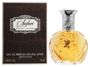 Ralph Lauren SAFARI by RALPH LAUREN Eau de Parfum Spray for Women ~ 2.5 oz / 75 ml