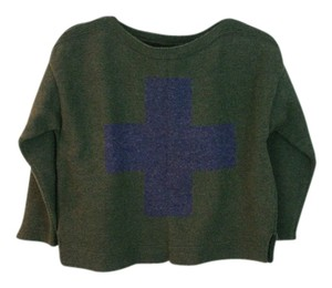 Anthropologie Wool Pull Over Sweater