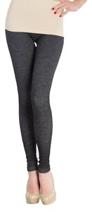 Nikibiki Two Tone Black Leggings