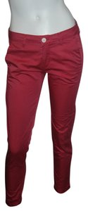 jumud collection Trouser Pants red