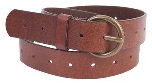 Gap Leather Belt in Brown - Size S