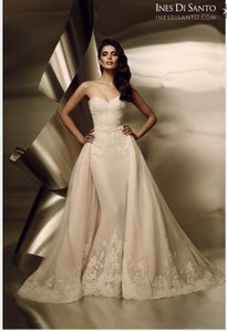 Ines Di Santo Barcelona Wedding Dress