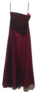 Scott McClintock Lace Prom Formal Date Night Holiday Dress