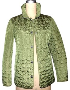 Coach Pistachio Jacket