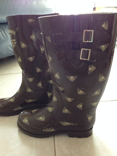 Other Brown Rain Boots Boots