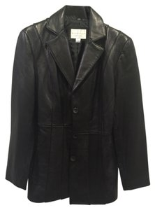 Worthington Leather Lambskin Leather Jacket