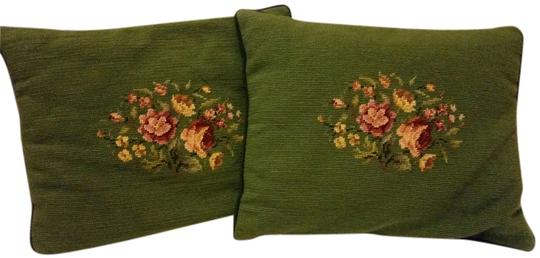 Other Pair of vintage pillows