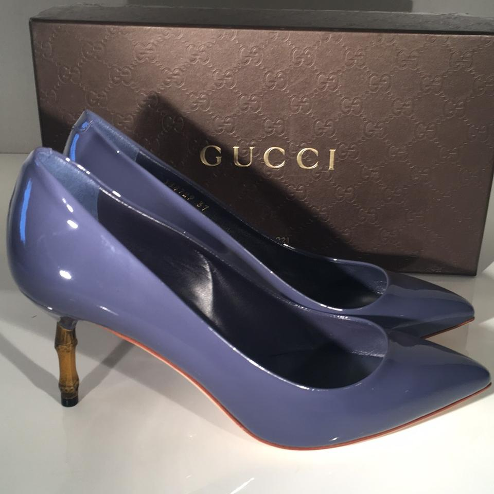 96b7055a3fc Gucci 805564387 Pumps Size US 7 Regular (M