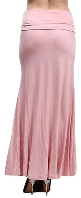 Preload https://img-static.tradesy.com/item/1149938/nymphe-peach-full-length-medium-maxi-skirt-size-8-m-29-30-0-0-650-650.jpg