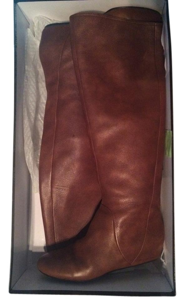 Dolce Vita Mid Brown Daphne Leather Daphne Brown Boots/Booties f91f12