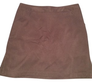 carol bay golf Skirt brown