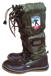 Pajar Army Green Boots