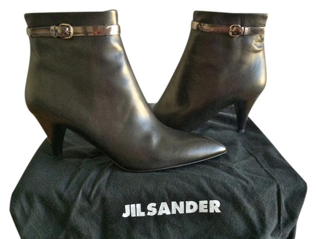 Jil Sander Black Boots/Booties Size US 9.5 Regular (M, B) Jil Sander Black Boots/Booties Size US 9.5 Regular (M, B) Image 1