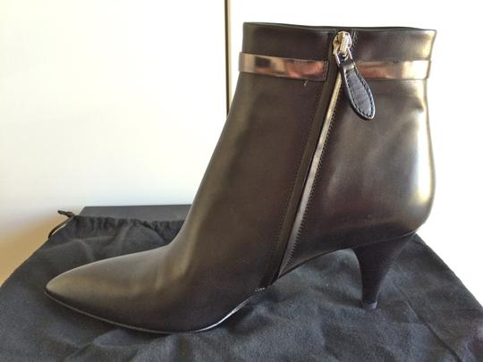 Jil Sander Classic Comfortable Sophisticated Winter Black Boots
