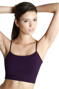 Nikibiki Dark Bra Top Dark Purple
