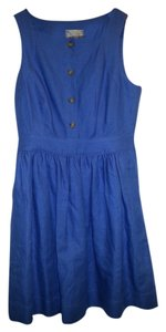J.Crew short dress Hydrangea 49161 on Tradesy