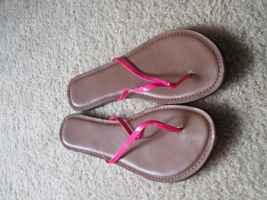 Other 10 Slip-on Beach Comfortable Pink Sandals