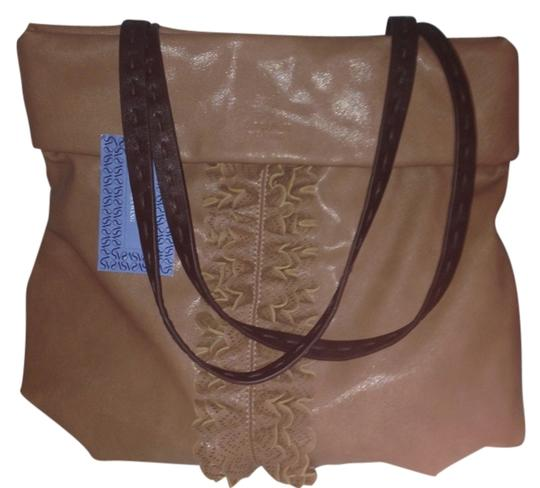 Vera Wang Tote in Brown