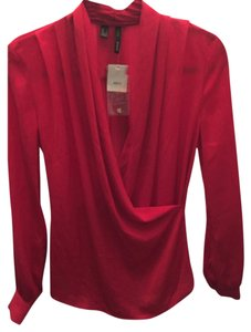 MNG suit Top red