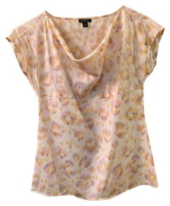 Ann Taylor Top Multi-Colored
