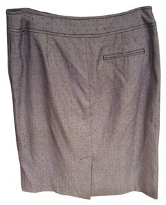 DKNY Pencil Skirt Grey multi