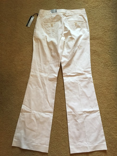 Express Work Straight Pants White